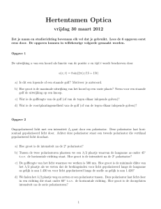 Hertentamen 1 januari 2012