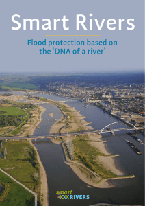 Flood protection based on the `DNA of a river`