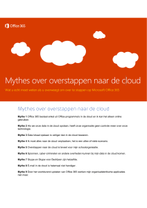 Mythe 1 Office 365 bestaat enkel uit Office - APS IT