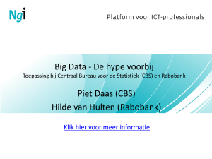 Big Data - Ngi-NGN