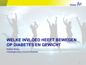 PowerPoint Presentation - Diabetesvereniging Nederland