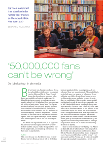 `50000000 fans can`t be wrong`