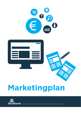 Marketingplan 2015/2016.indd