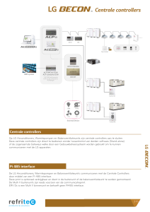 Centrale controllers