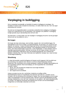 pdf Verpleging in buikligging
