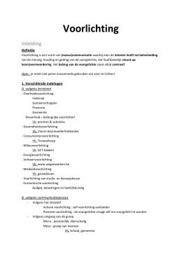 product en procesevaluatie verpleegkunde