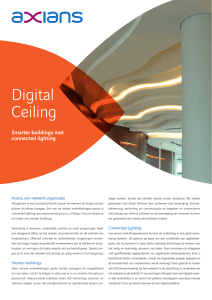Digital Ceiling