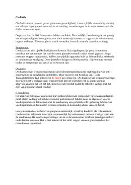 chemische gemodificeerd zetmeel