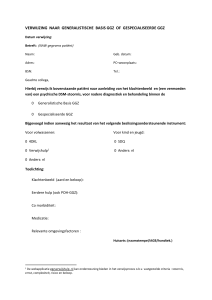 Verwijsbrief GGZ Fries sjabloon november 2014