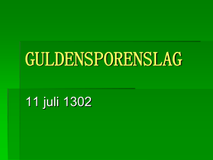 guldensporenslag