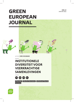 this article - Green European Journal