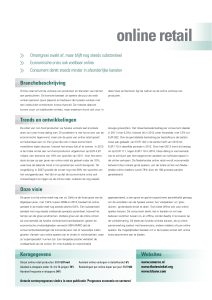 online retail - ABN AMRO Insights