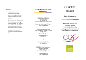 cover team - CGG Zuid-Oost