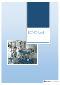 ECMO-bed - TechniCareSystems