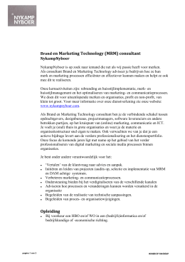 BLABrand en Marketing Technology V0.1(MKo)