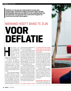 Interview Heiko de Boer.