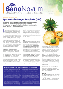 Systemische Enzym Suppletie (SES)