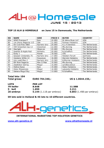 top 15 alh @ homesale june 15 2013