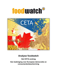 Analyse foodwatch