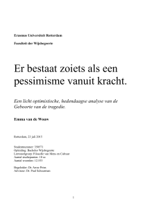 4. Socrates in Hollywood - Erasmus University Thesis Repository