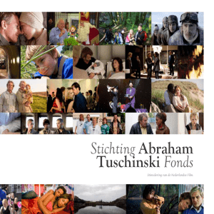de brochure in pdf - Stichting Abraham Tuschinski Fonds