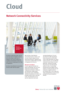 Network Connectivity Services