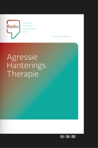 Agressie Hanterings Therapie