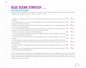 BLUE OCEAN STRATEGY (Pag 78)