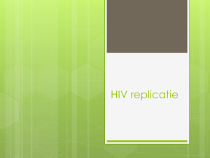 Herhaling replicatie HIV