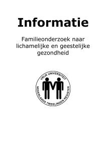 Informatie - Nederlands Tweelingen Register