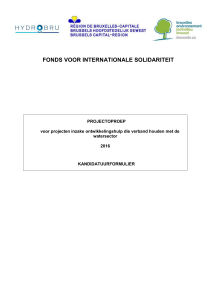 fonds voor internationale solidariteit