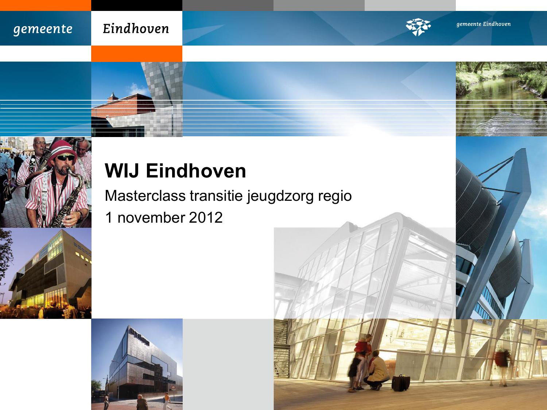 Powerpoint Presentation Samenwerkingsverband Regio Eindhoven