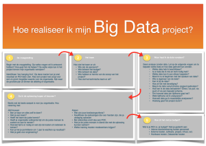 Big Data Project Poster