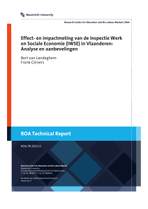 ROA Technical Report