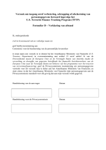 form-d-verklaring-afstand - Belgian Privacy Commission