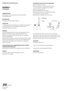ZSO 3 Verpleegkundige zorg voor de spontaan ademende