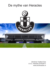 De mythe van Heracles