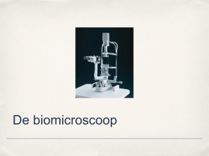 De biomicroscoop - Opticien