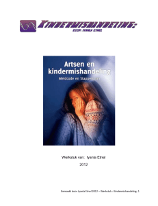 Wat is kindermishandeling?