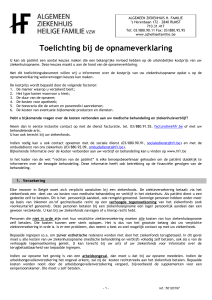 toelichtingsdocument (juli 2016)
