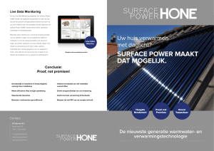 Surface Power Hone