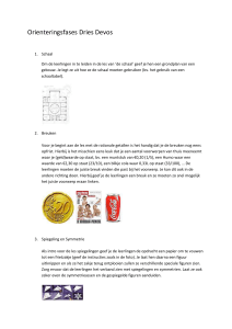 Orienteringsfases Dries Devos