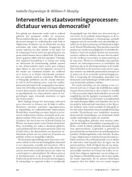 rusland dictatuur of demoncratie kenmerken