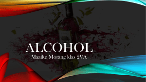 Alcohol - WordPress.com