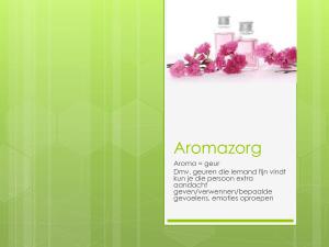 Parfum Chemische Feitelijkheden