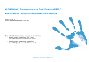 GLOBALG.A.P. Risk-Assessment on Social Practice (GRASP
