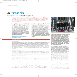 trends - Hans Mestrum