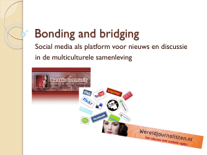 Bonding and bridging