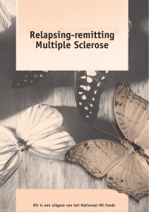 Relapsing-remitting Multiple Sclerose