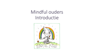 Introductie Mindful Kids